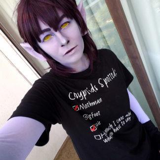 Cosplay Tee Shirts